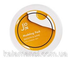 Альгинатная маска для антивозрастного ухода J:ON Smooth Shine Modeling Pack 18 г