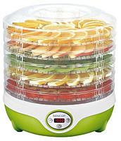 Сушки для фруктов и овощей Sencor SFD 851GR