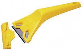 Скребок Stanley для оконных стекол 60 мм (0-28-590)