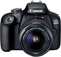 Цифрова дзеркальна фотокамера Canon EOS 4000D 18-55 DC III