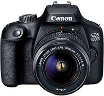 Цифровая зеркальная фотокамера Canon EOS 4000D 18-55 DC III