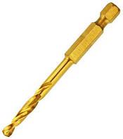 Cверло по металлу DeWalt DT50002 d=3.5мм, L общ.=70мм.