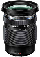 Объектив Olympus ED 12-200mm 1:3.5-6.3 Black