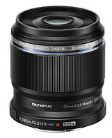 Объектив Olympus ED 30mm 1:3.5 Macro Black