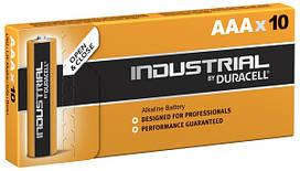 Батарейка Duracell Industrial LR03 MN2400 1x10 шт.