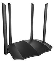 Беспроводной маршрутизатор Tenda AC8 AC1200 Dual-Band Gigabit WiFi Router (1W/3L) 4-ant