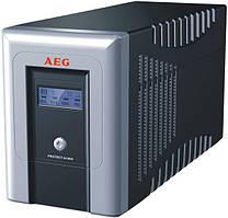 Джерело безперебійного живлення AEG Protect A. 1000