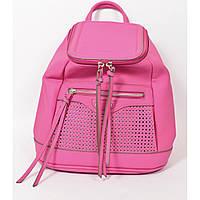 Сумка-рюкзак женский YES розовый 26*14*27 см