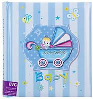 Фотоальбом EVG 30sheet S29x32 Baby car blue