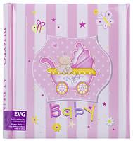 Фотоальбом EVG 30sheet S29x32 Baby car pink