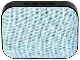Акустика Omega Bluetooth OG58DG Fabric Blue