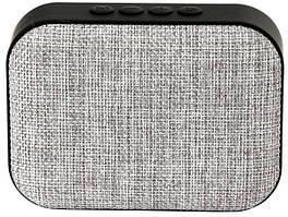 Акустика Omega Bluetooth OG58DG Fabric Light Grey