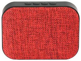 Акустика Omega Bluetooth OG58DG Fabric Red