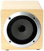 Акустика Omega Bluetooth OG60W Wooden 5W Brown