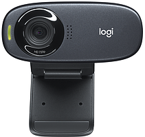 Веб-камера Logitech Webcam HD C310 Black