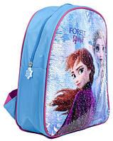 Рюкзак з паєтками 2 в 1 Disney Frozen