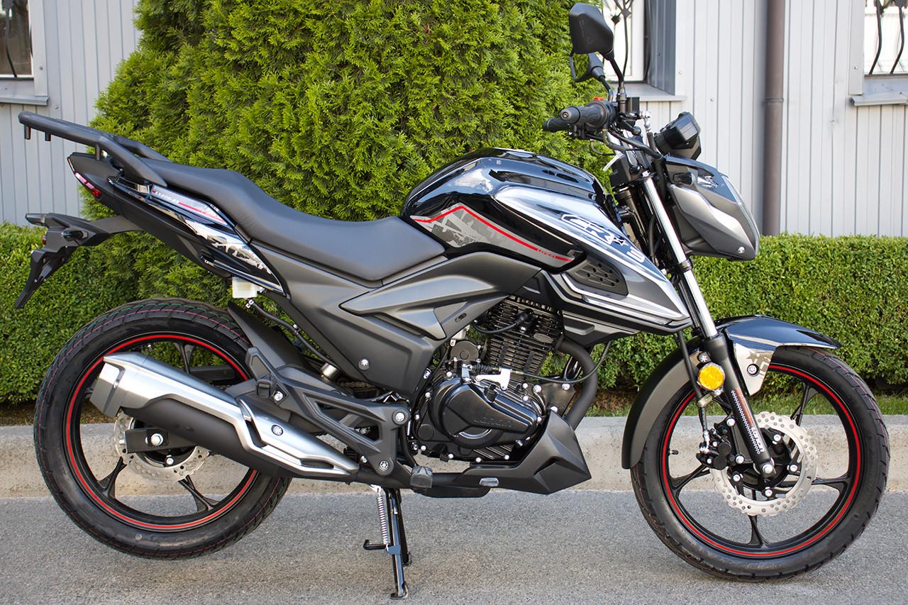 Мотоцикл Loncin LX200-23 CR3