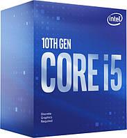 Процессор Intel Core i5-10400F BX8070110400F (s1200, 2.9 GHz) Box