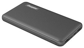 Портативное зарядное устройство Energizer UE10044 - 10000 mAh Li-pol+TYPE-C Black