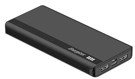 Портативное зарядное устройство Energizer UE10054-10000 mAh Li-pol+TYPE-C Black