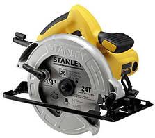 Дисковая пила Stanley SC16 1600Вт, 5500об/мин, 190 мм