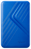 HDD накопичувач Apacer AC236 1TB (AP1TBAC236U-1) USB 3.0 Blue