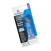 """Герметик-прокладок  14g  Blue """"Permatex"""" 22071 / +232°С (для помп и термостатов)   (6шт/ящ)"""