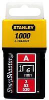 Cкобы Stanley Light Duty (1-TRA204T)