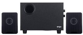 Мультимедийная акустика ERGO ST-29 220V 2.1 Black