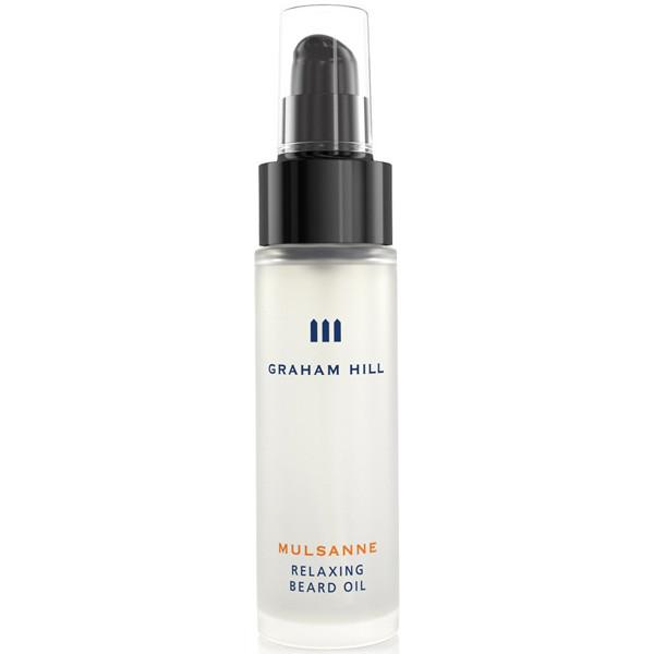 Питательное масло для бороды Graham Hill Mulsanne Relaxing Beard Oil 30 мл