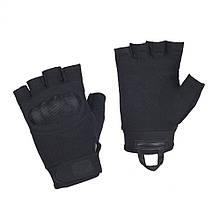 M-Tac перчатки беспалые Assault Tactical Mk.3 Black 2XL