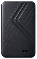 HDD накопичувач Apacer AC236 2TB (AP2TBAC236B-1) USB 3.0 Black