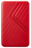 HDD накопитель Apacer AC236 2TB (AP2TBAC236R-1) USB 3.0 Red