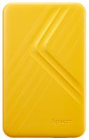 HDD накопичувач Apacer AC236 2TB (AP2TBAC236Y-1) USB 3.0 Yellow