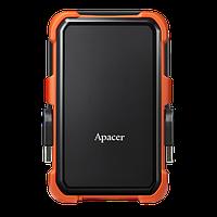 HDD накопичувач Apacer AC630 2TB (AP2TBAC630T-1) USB 3.1 Orange