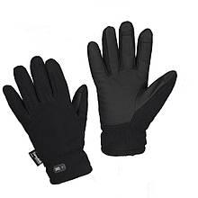 M-Tac перчатки Fleece Thinsulate Black L