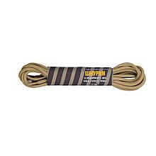 M-Tac шнурки с пропиткой тан 155 см