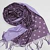 """Кашемировый двусторонний шарф палантин """"Инесса"""" Cashmere 103004, фото 2"""
