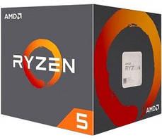 Процессор AMD Ryzen 5 2600 YD2600BBAFBOX (sAM4, 3.4 Ghz) Box
