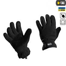 M-Tac перчатки Winter Tactical Windblock 295 Black L