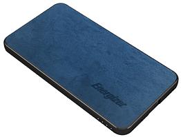 Портативное зарядное устройство Energizer UE5003C-5000 mAh Li-pol+TYPE-C Blue