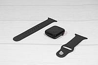 Наручные смарт часы Smart Watch T500 (умные часы с подключением к телефону) чёрные, фото 9