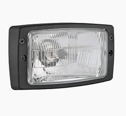 Фара головного світла на ВАЗ 2110 184х102х88 мм врізна Wesem RE.21178 ближнє, дальнє світло