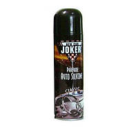 "Полироль торпеды спрей  200ml  Классик  ""Joker""   (30шт/ящ)"