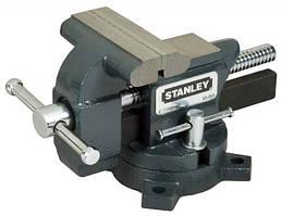 Тиски Stanley MaxSteel поворотные 85 мм (1-83-065)