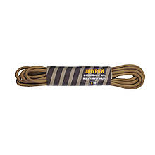 M-Tac шнурки с пропиткой койот 175 см