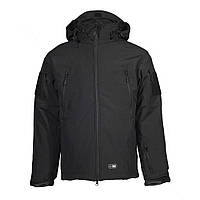 M-Tac куртка Soft Shell с подстежкой Black 2XL