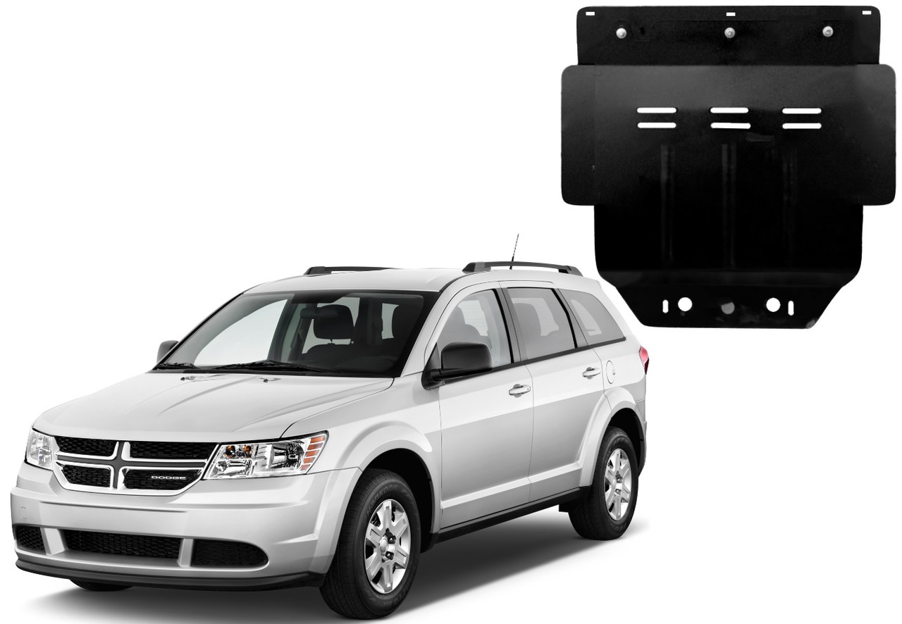 Защита двигателя Dodge Journey 2010-2020