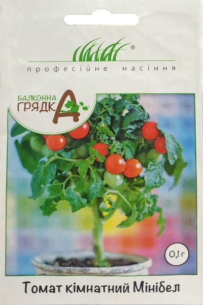 Семена помидора комнатный Минибел 0,1 г Hem Zaden