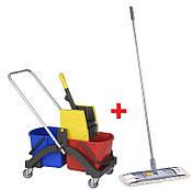 Прибиральний комплект №2: для професійного прибирання Vermop. Б/У. Стан - ІДЕАЛ